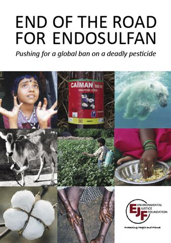 End of the Road for Endosulfan
